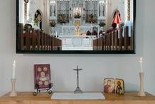 Click Here for Daily & Weekend Masses