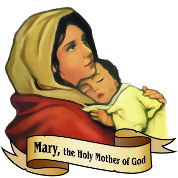 The Solemnity of Mary, the Holy Mother of God