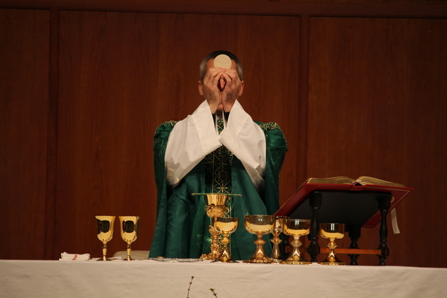 Eucharist at Christ the King