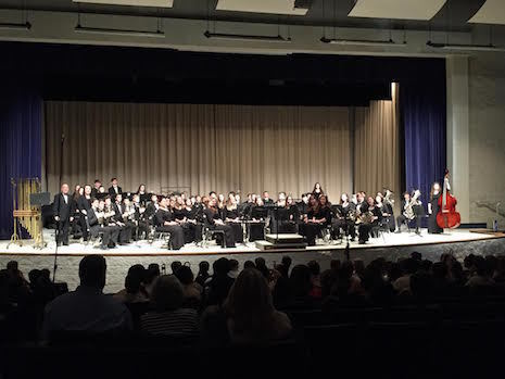 St. Michael Symphonic High School Band