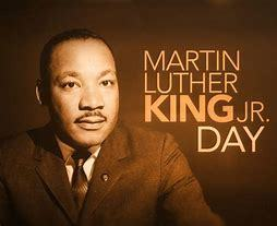 Mass in remembererance of Rev. Martin Luther King, Jr.