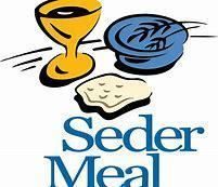 Parish Seder Meal