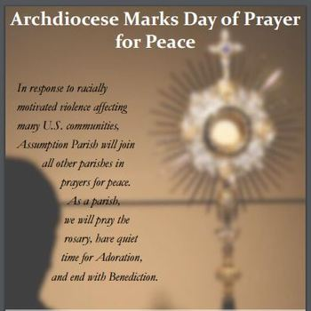 Day of Prayer for Peace