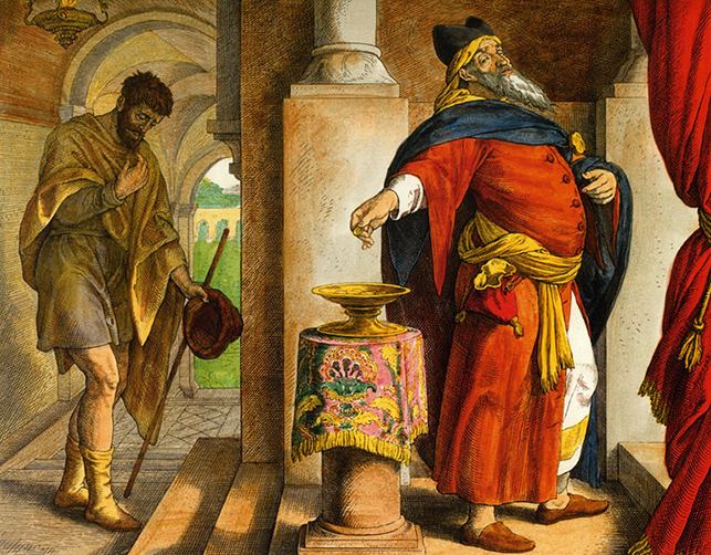 The Pharisee and the Publican: Sins Forgiven - Bishop Serratelli ...