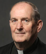 Msgr. Thomas E. Reidy elected Diocesan Administrator