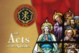Acts of Apostles Scripture Study