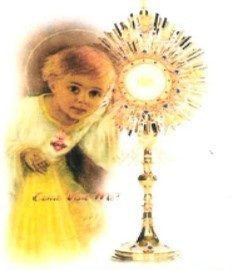 Children's Eucharistic Adoration for Families