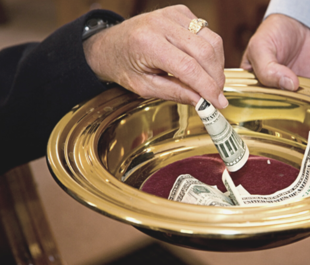 ONLINE OFFERTORY COLLECTION