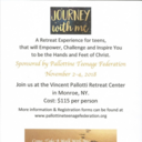 Journey with Me-Retreat for Teens