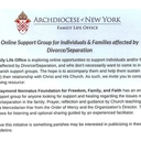 Online Support Group for those affected by Divorce or Separation