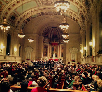 St. Joseph's Seminary Advent and Christmas Concert
