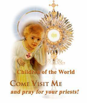 13th Annual Worldwide Children's Eucharistic Holy Hour