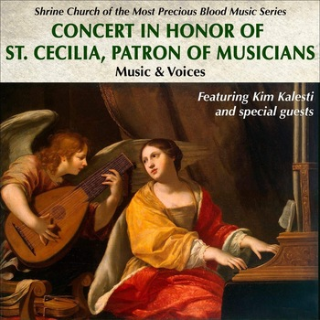 Music & Voices: Concert for St. Cecilia