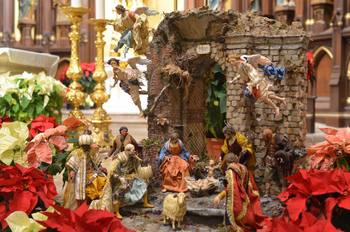 Mardi Gras Vespers & Presepe Discussion