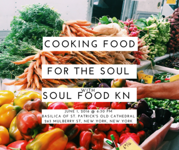 Cooking Food for the Soul with Soul Food KN