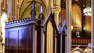 Annual San Gennaro Recital and Organ Talk: 150 Years of the Erben Organ