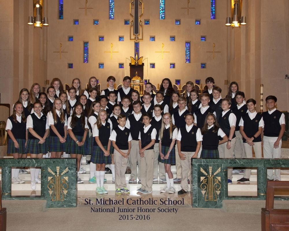 smcs inducts njhs members