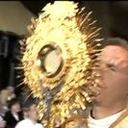 Holy Hour with solemn blessing in the Church