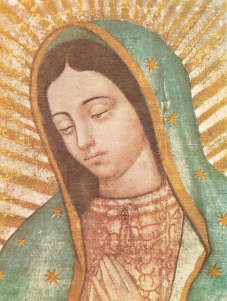 Novena of Our Lady of Guadalupe begins