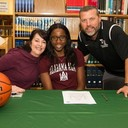 LUCY IBEH SIGNS DIVISION I SCHOLARSHIP TO PLAY AT ALABAMA A&M