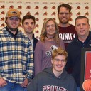 TEXAS EXPRESS AYDEN SMITH SIGNS WITH TRINITY UNIVERSITY