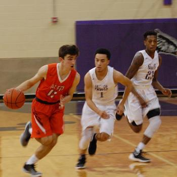 TEXAS EXPRESS GUARD, CAMERON YATES, EARNS ACADEMIC ALL DISTRICT