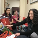 The Catholic Charities Skills Christmas Giving Program is in full swing