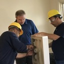 Catholic Charities partners with American Standard to complete affordable housing project