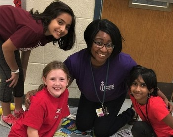 Catholic Charities Child Care programs celebrate young children and early childhood professionals