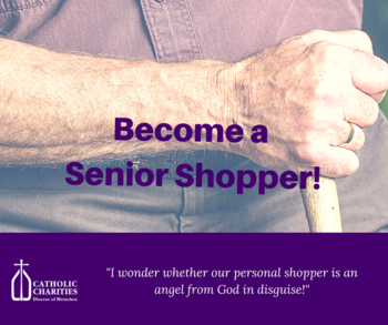 Catholic Charities Senior Shopper Program is Making a Difference in Somerset County
