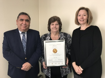 CATHOLIC CHARITIES, DIOCESE OF METUCHEN AWARDED ACCREDITATION FROM THE JOINT COMMISSION