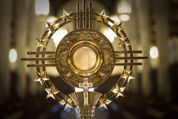Eucharistic Adoration MONDAY, WEDNESDAY, & FRIDAY Click here to sign up