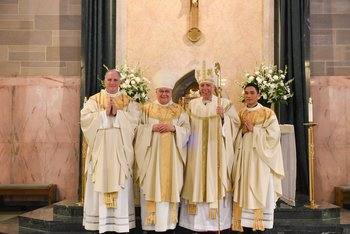 Congratulations to our new priests!