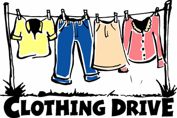 2016 Knights of Columbus Spring Clothing Drive
