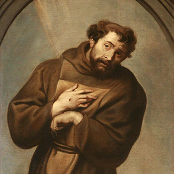 Feast Day of St Francis of Assisi