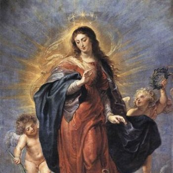 Immaculate Conception - Holy Day of obligation