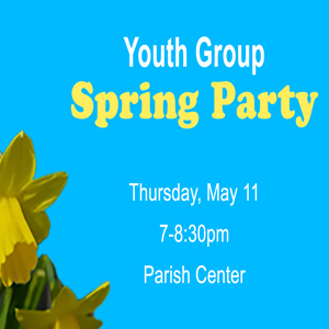 Youth Group Spring Party