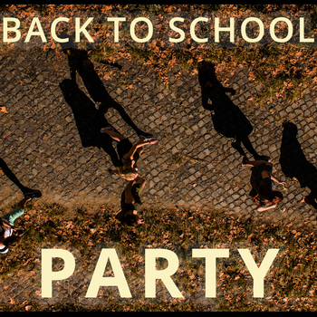 YOUTH GROUP - BACK TO SCHOOL PARTY