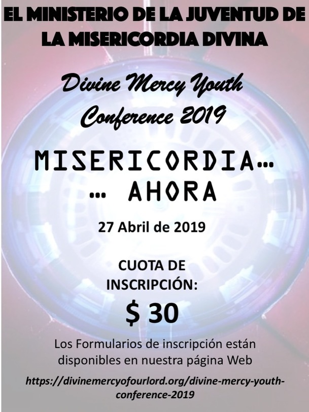 Divine Mercy Youth Conference 2019 | Divine Mercy of Our