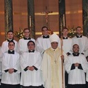 Reception of the Ministry of Acolyte
