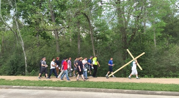 Stations of the Cross Pilgrimage