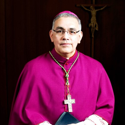 Bishop Joe S. Vasquez '80
