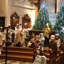 Children's Living Nativity