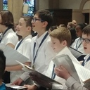 Boys and Girls Choir Sing at the Pueri Cantores Festival in Manhattan