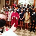Congratulations to our 36 teens that were confirmed this week!