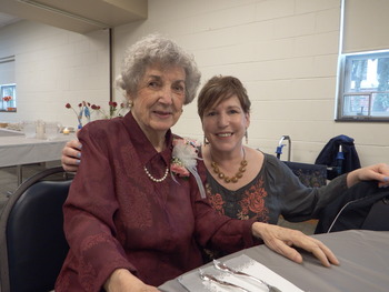 Annual Women of Mary Silver Tea