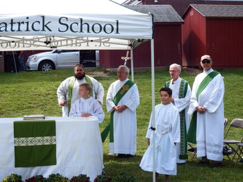 Annual Outdoor Mass and Parish Picnic