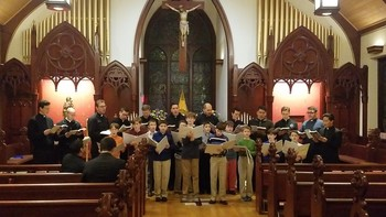 Mercy Night with the Emmanuel Society