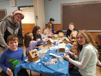 SPYM Gingerbread Workshop