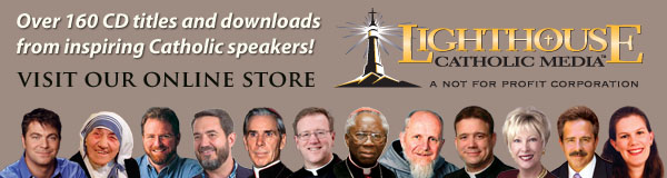 Lighthouse Catholic Media selection for the benefit of RED-C Radio